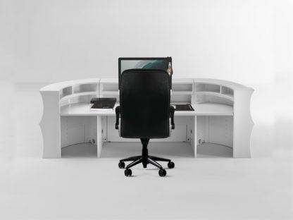 desk reception baraonda a noleggio