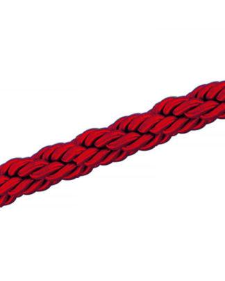 Cordone per Transennare Rosso