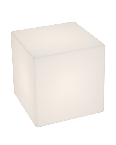 Cubo Luminoso piccolo con Luci RGB