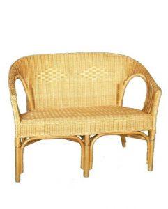 Noleggio divani per eventi sedute e divani di design puntonoleggio - Divano in vimini ...