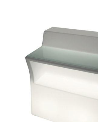 noleggio piano di lavoro in plexiglass per jumbo bar