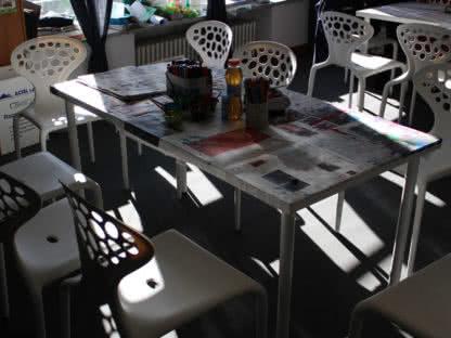 scrivanie e sedie supernatural a noleggio