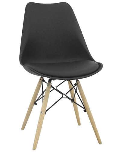 noleggio sedia giada nera