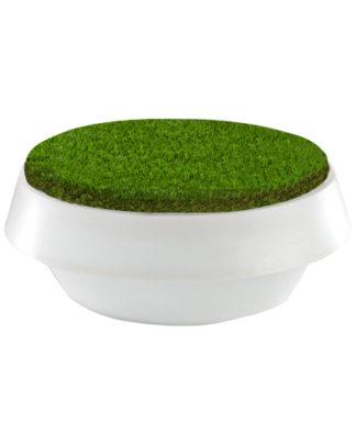 noleggio seduta giò pouf in eco erba
