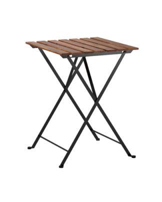 noleggio tavolo pieghevole in legno