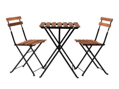 noleggio tavoli e sedie pieghevoli in legno
